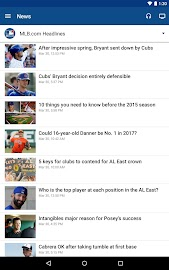 MLB.com At Bat Screenshot 15