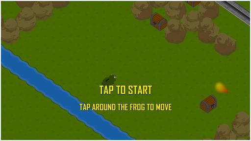 Crazy Frog Jump:Crossy Traffic