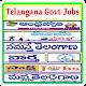 Telangana Govt Jobs Notifications Alerts for PC-Windows 7,8,10 and Mac