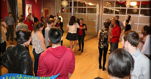 A Salsa Holiday Affair With Potluck Contest! 12/15/17
