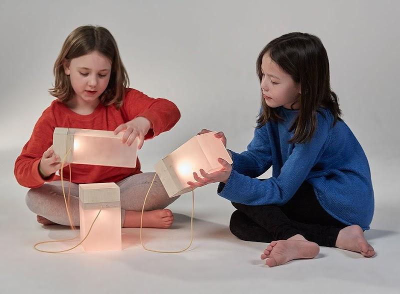 Milan 2016 - Estudiantes alemanes diseñan muebles para niños que fomenta la alegría