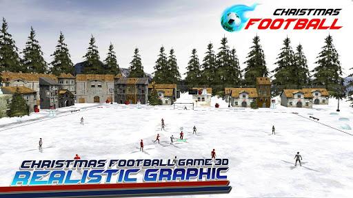 Christmas 'Xmas' Football 3D