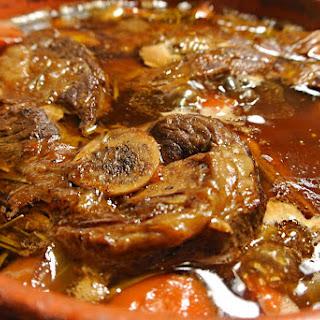 Braised Lamb Stew.