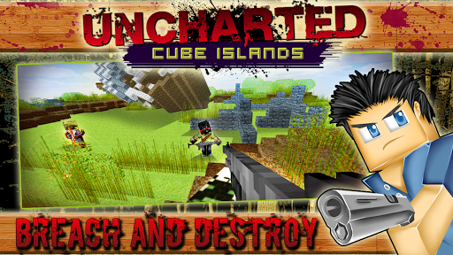 Uncharted Cube Islands