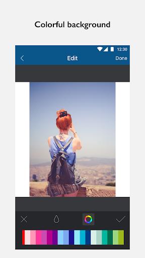 InFrame - Photo Editor & Pic Frame 1.5.1 screenshots 2