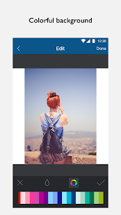 App InFrame - Photo Editor & Pic Frame APK for Windows Phone