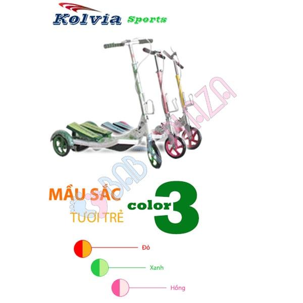 Xe trượt scooter đạp chân Wing A 1