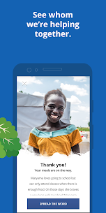 ShareTheMeal: Donate to Charity and Solve Hunger 4