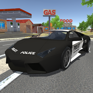 Police Car Real Crime Simulator