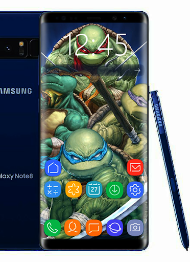 Download Ninja Wallpapers Turtles Hd 4k Apk Full Apksfullcom