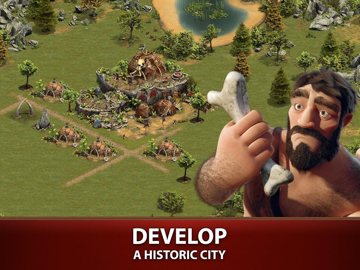 Screenshots of Forge of Empires for iPhone