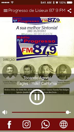 Rádio Progresso de Lisieux screenshot 1