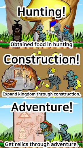 Ants Kingdom : Tycoon 12.3 screenshots 1