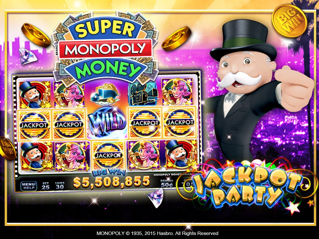 jackpot party casino slots free online casino games