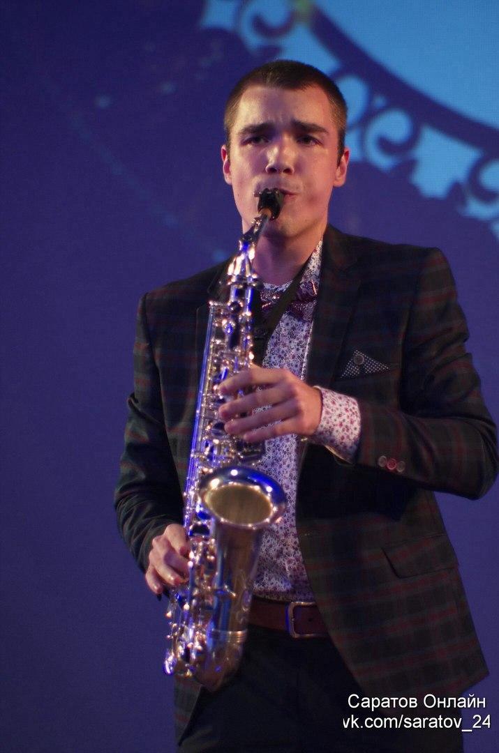 Михаил Желаев в Саратове