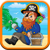 Pirate Games For Kids - FREE!