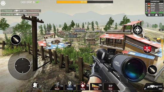 Download Full Bullet Strike: Sniper Games - Free Shooting PvP 0.9.4.3 APK