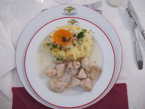 Photo: Rou4HR203-151002Curtea de Arges, resto Posada, plat principal IMG_8873