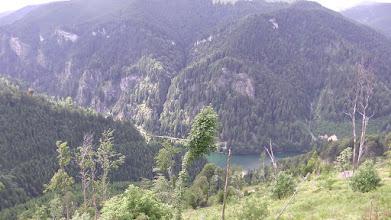 Photo: Petrimanu-tó felülről