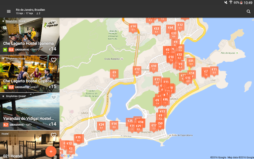 Hostelworld: Jugendherbergen und Reise-App screenshot 11