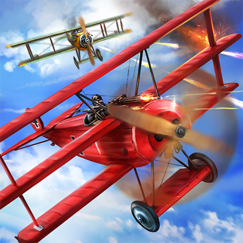 Warplanes: WW1 Sky Aces (Mod Money)