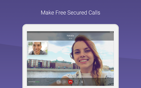 Viber Messenger v9.6.5.1 APK 8