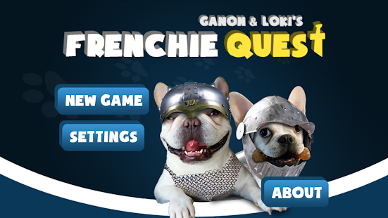 Frenchie Quest- screenshot thumbnail