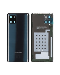 Galaxy Note 10 Lite Back Cover Black