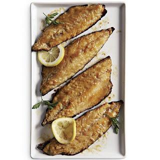 Miso-Roasted Atlantic Mackerel.