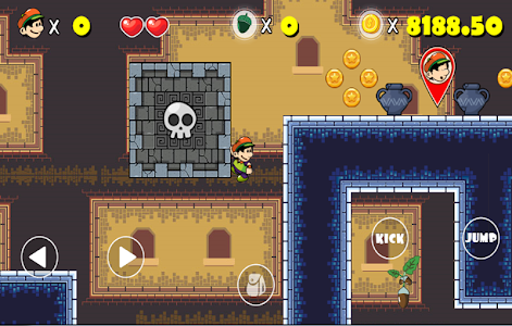 Romeo Adventures : The Journey screenshot 4