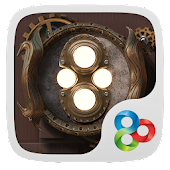 Steampunk GO Launcher