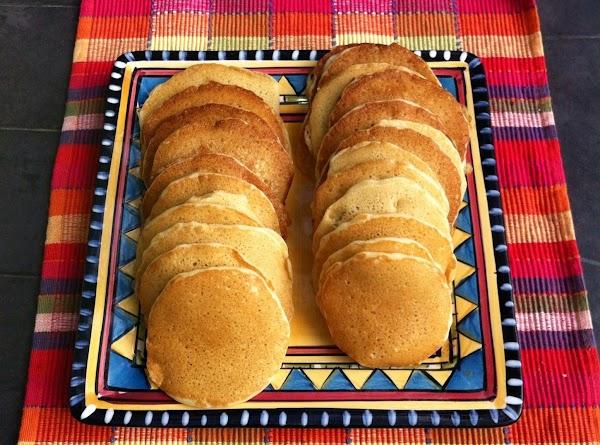 W D's Sourdough Pancakes Recipe