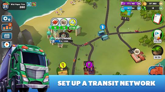 Transit King Tycoon Mod Apk 4.22 (Mega Mod) 8