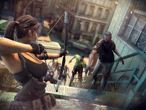 Zombie Frontier 3: Sniper FPS  screenshots 12