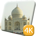 India Taj Mahal 4K Live icon