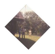 Photo: Vertical Antenna at Wye