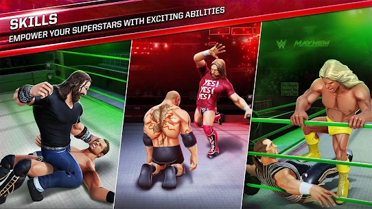WWE Mayhem App Latest Version Download For Android and iPhone 6