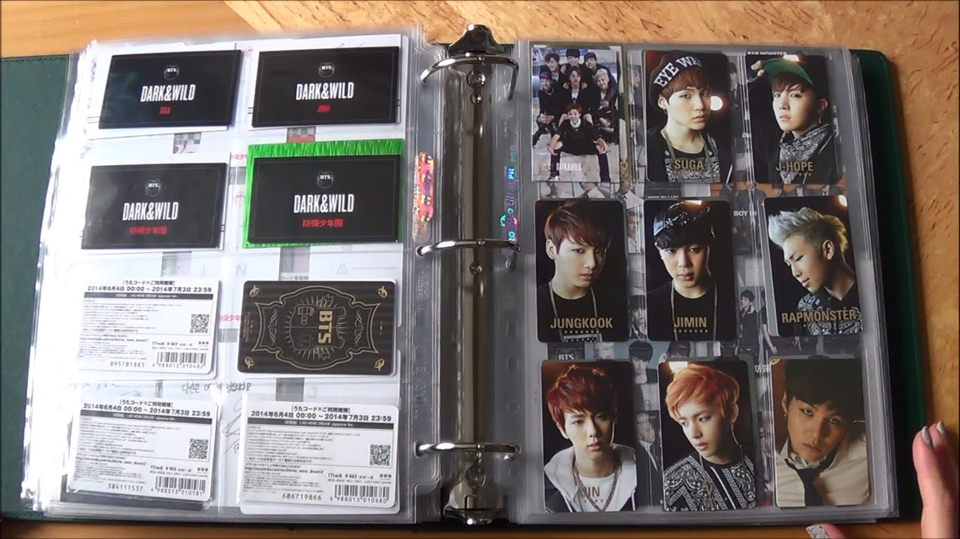 10 Insanely Clever Things To Do With Your Album Photocards - Koreaboo