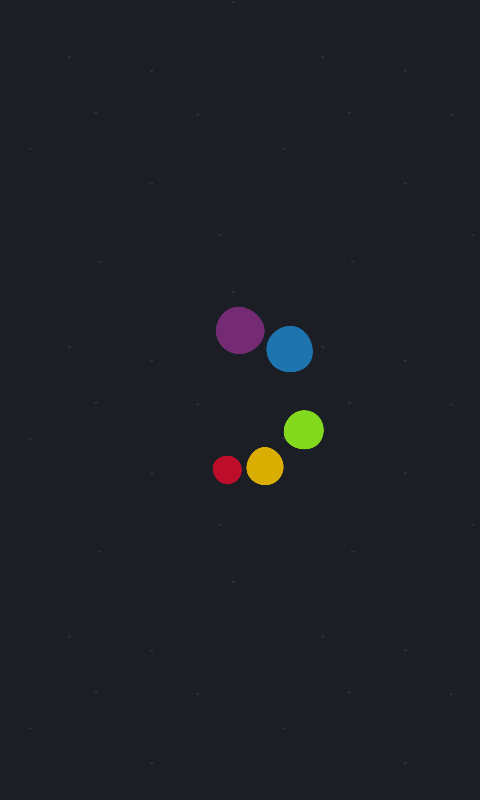Match Ball - Color tubes free- screenshot