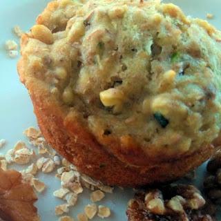 Zucchini Walnut Muffins.