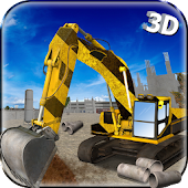 Heavy Sand Excavator Sim APK for Ubuntu