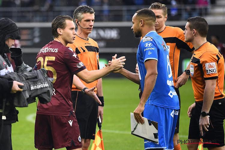 La Gantoise - FC Bruges
