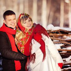 Wedding photographer Galina Sergeeva (sergeeva-galina). Photo of 06.02.2014