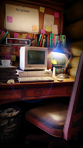 My Log Home 3D Live wallpaper screenshots 3