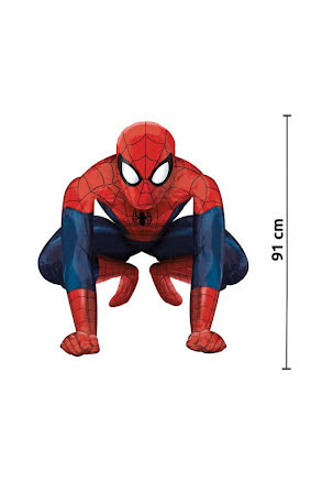 Foliefigur, Spiderman