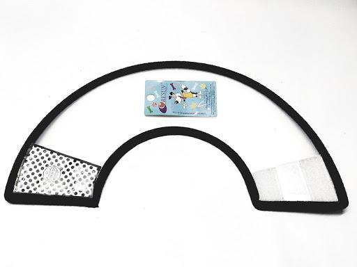 """accesorio para mascotas resun collarin diametro 4.0"""" altura 5"""" p521"""