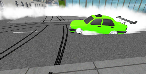 Car Drift Simulation