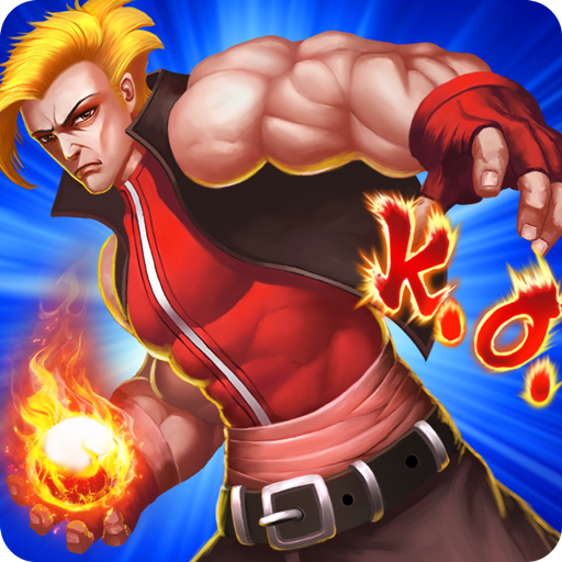 Street Fighting2:K.O Fighters (game)