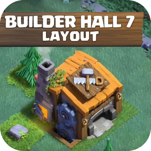 Builder hall 7 Maps for Clash of clans 2017