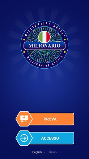 Millionaire Italy 2018 1.0.0.20180417 screenshots 1